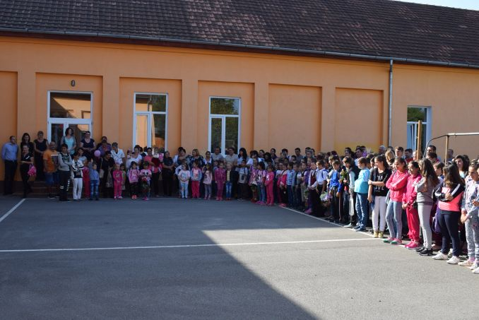 Actualitatea Deschiderea anului scolar 2017-2018 la Scoala Gimnaziala Balint Lugoj