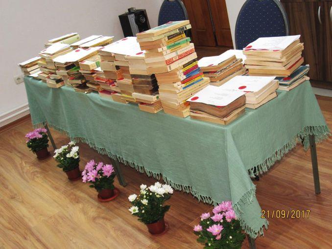 Actualitatea O biblioteca pentru Cuba Lugoj 003