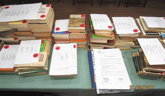 Actualitatea O biblioteca pentru Cuba Lugoj 008