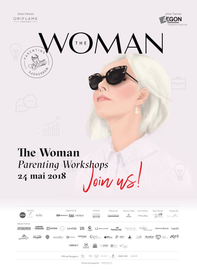 Afis The Woman Parenting Workshops