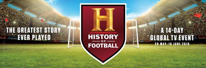 Vizual Istoria fotbalului_History Romania