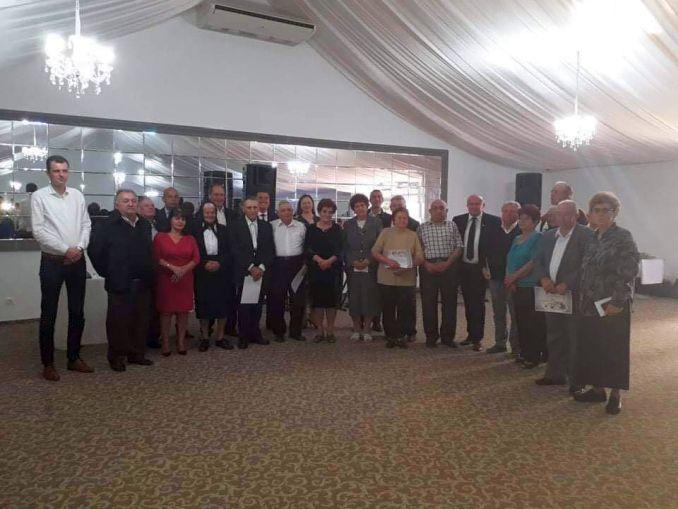 Actualitatea Balul pensionarilor Faget 2018 Lugoj 003