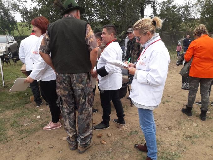 Actualitatea Festivalul vanatorilor Bata Lugoj 003