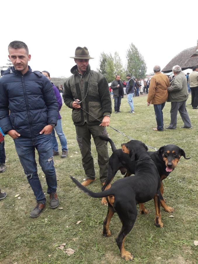 Actualitatea Festivalul vanatorilor Bata Lugoj 009