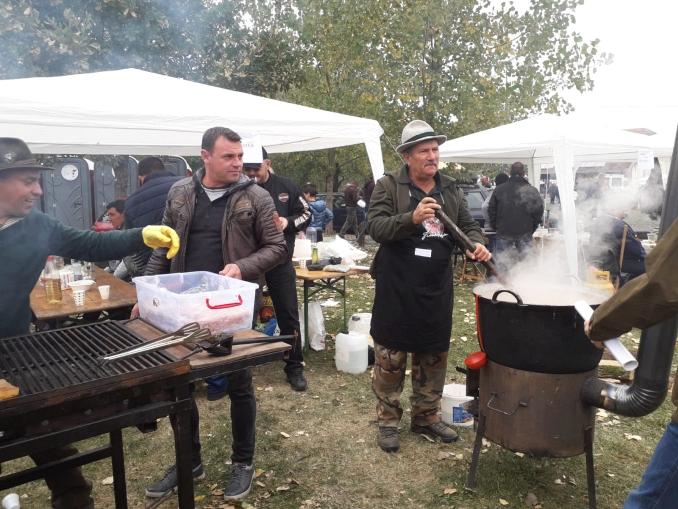 Actualitatea Festivalul vanatorilor Bata Lugoj 013