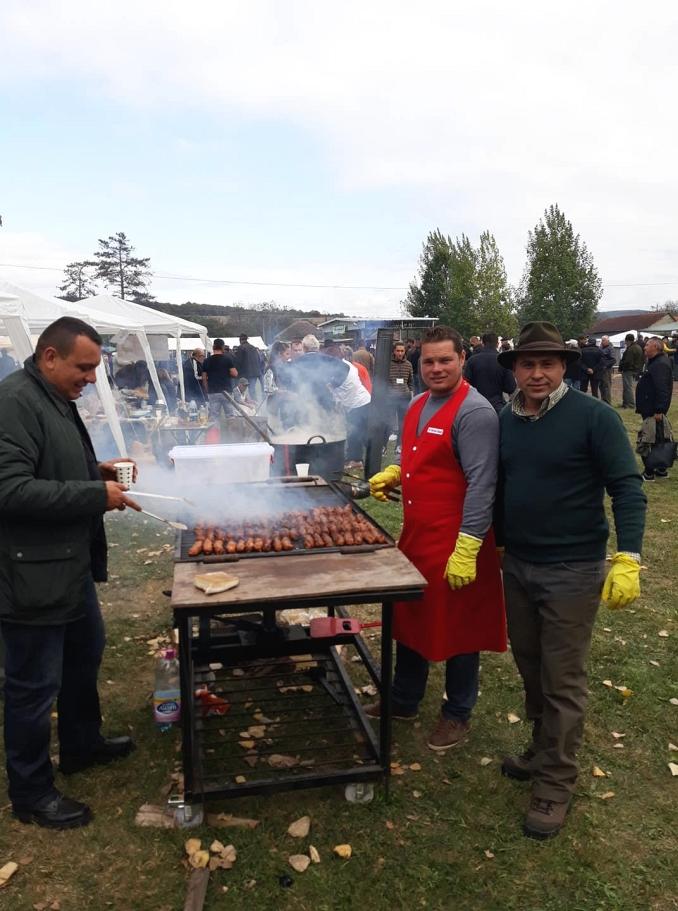 Actualitatea Festivalul vanatorilor Bata Lugoj 022