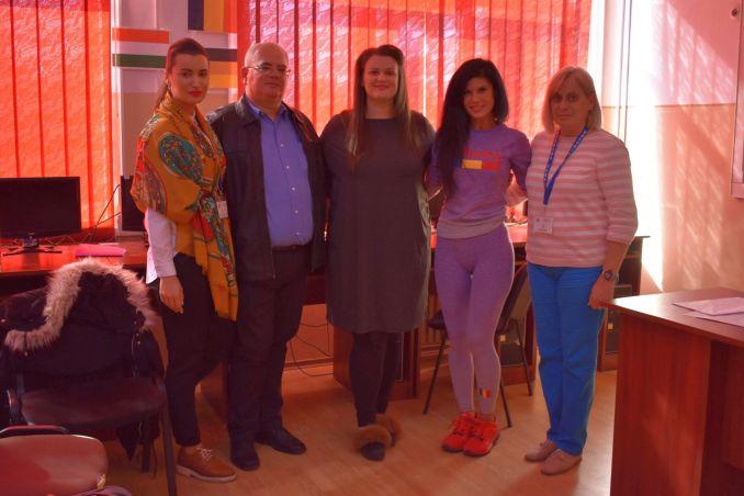 Actualitatea Ziua Mondiala a Alimentatiei la Liceul Tehnic Valeriu Braniste Lugoj 007