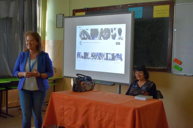 Actualitatea Ziua Mondiala a Alimentatiei la Liceul Tehnic Valeriu Braniste Lugoj 010