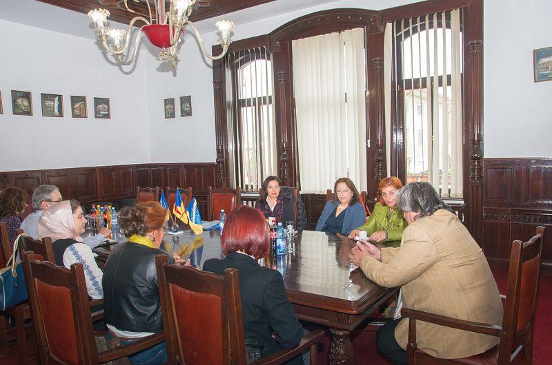 Actualitatea Erasmus+ Transnational Meeting la Liceul Tehnologic Aurel Vlaicu Lugoj Lugoj 001