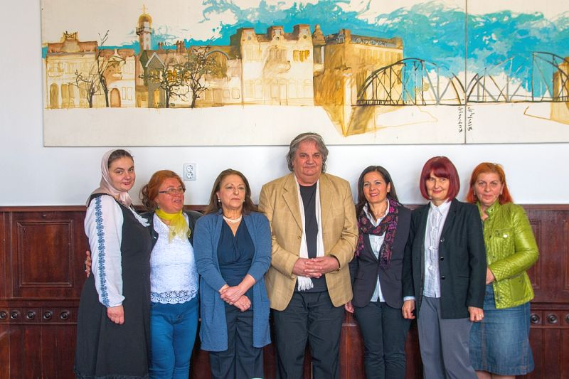 Actualitatea Erasmus+ Transnational Meeting la Liceul Tehnologic Aurel Vlaicu Lugoj Lugoj 004