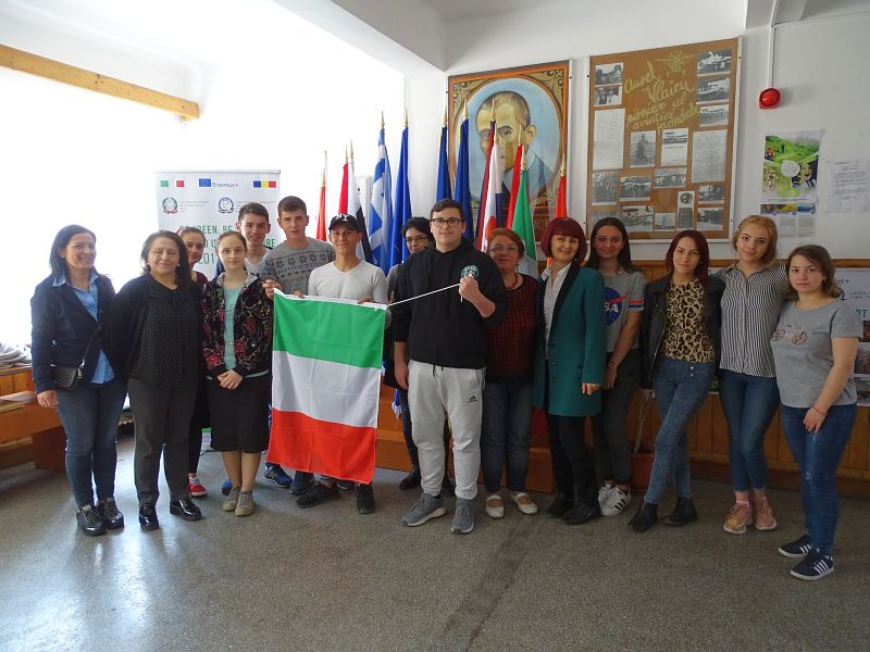 Actualitatea Erasmus+ Transnational Meeting la Liceul Tehnologic Aurel Vlaicu Lugoj Lugoj 007