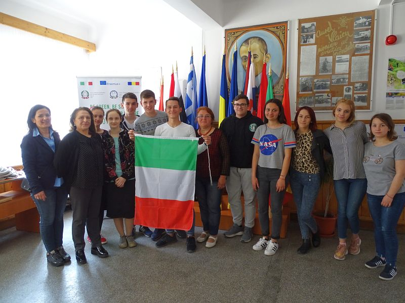 Actualitatea Erasmus+ Transnational Meeting la Liceul Tehnologic Aurel Vlaicu Lugoj Lugoj 008