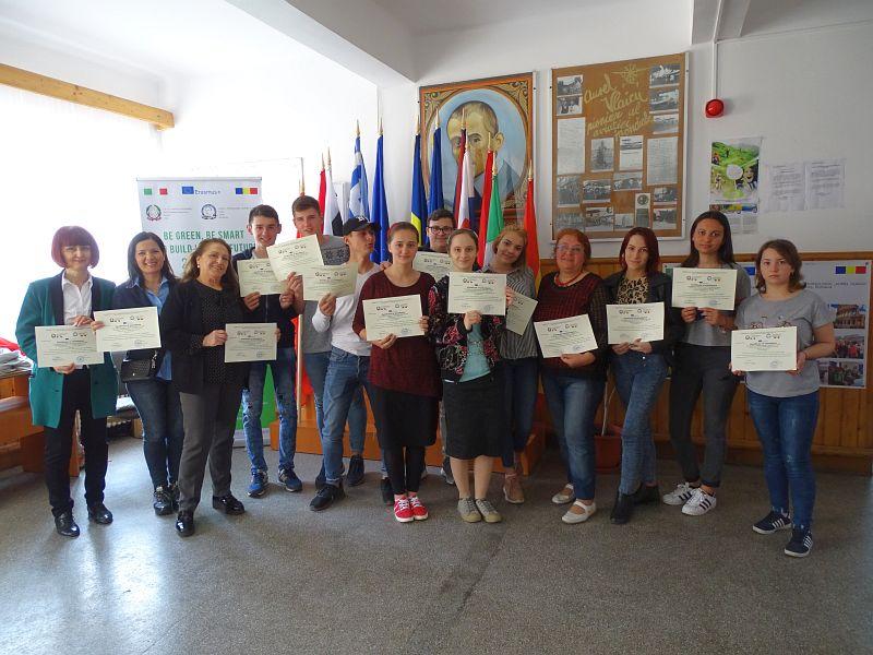 Actualitatea Erasmus+ Transnational Meeting la Liceul Tehnologic Aurel Vlaicu Lugoj Lugoj 009