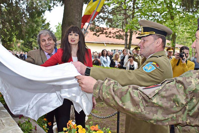 Actualitatea Batalionul 183 Artilerie Mixta Ion Dragalina 100 de ani Lugoj 002