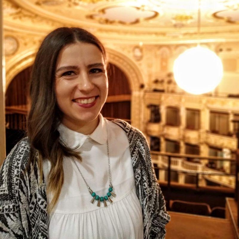 Anna-Mária   VINCZI soprană