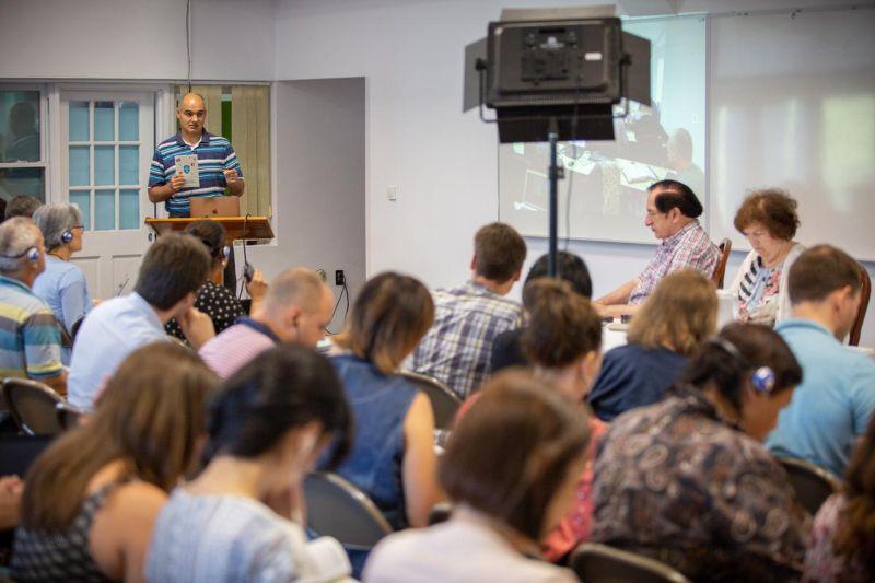 Actualitatea Centrul de Studii Biblice de la Surduc 20 de ani de existenta Lugoj 017
