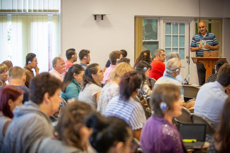 Actualitatea Centrul de Studii Biblice de la Surduc 20 de ani de existenta Lugoj 019