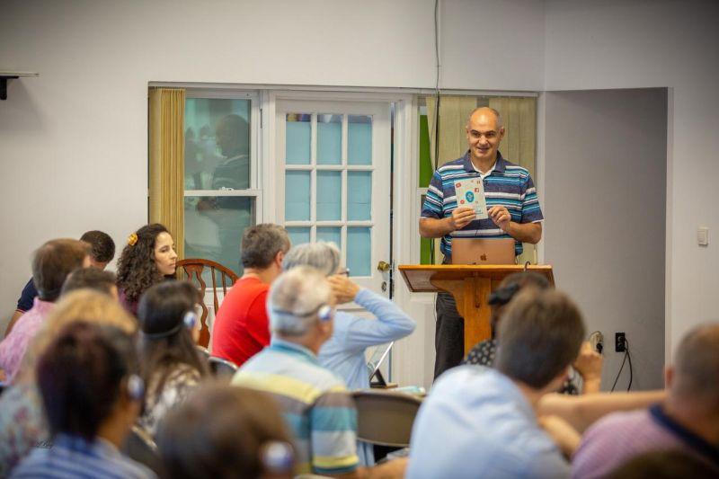 Actualitatea Centrul de Studii Biblice de la Surduc 20 de ani de existenta Lugoj 021