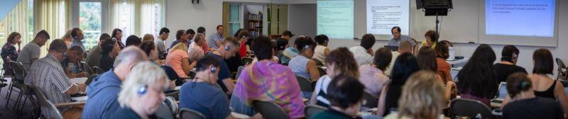 Actualitatea Centrul de Studii Biblice de la Surduc 20 de ani de existenta Lugoj 022