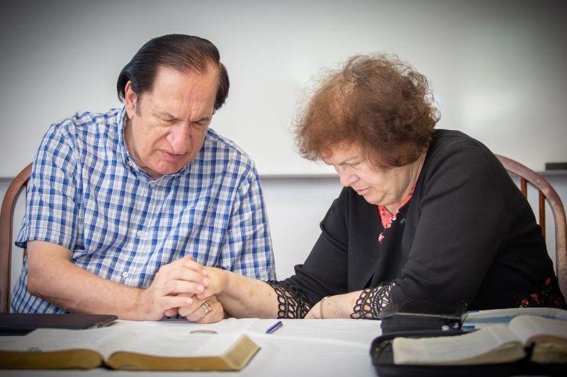 Actualitatea Centrul de Studii Biblice de la Surduc 20 de ani de existenta Lugoj 024