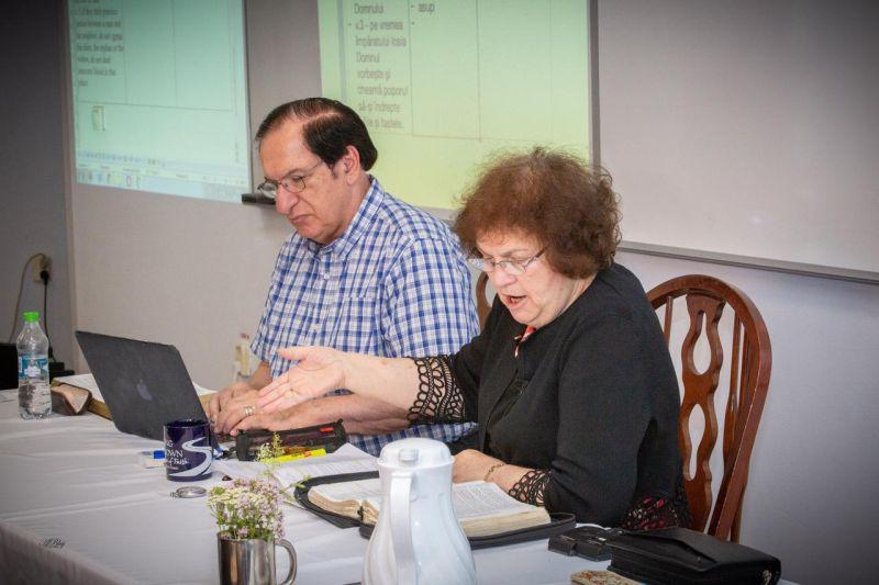 Actualitatea Centrul de Studii Biblice de la Surduc 20 de ani de existenta Lugoj 030