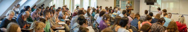 Actualitatea Centrul de Studii Biblice de la Surduc 20 de ani de existenta Lugoj 044