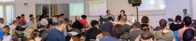 Actualitatea Centrul de Studii Biblice de la Surduc 20 de ani de existenta Lugoj 045