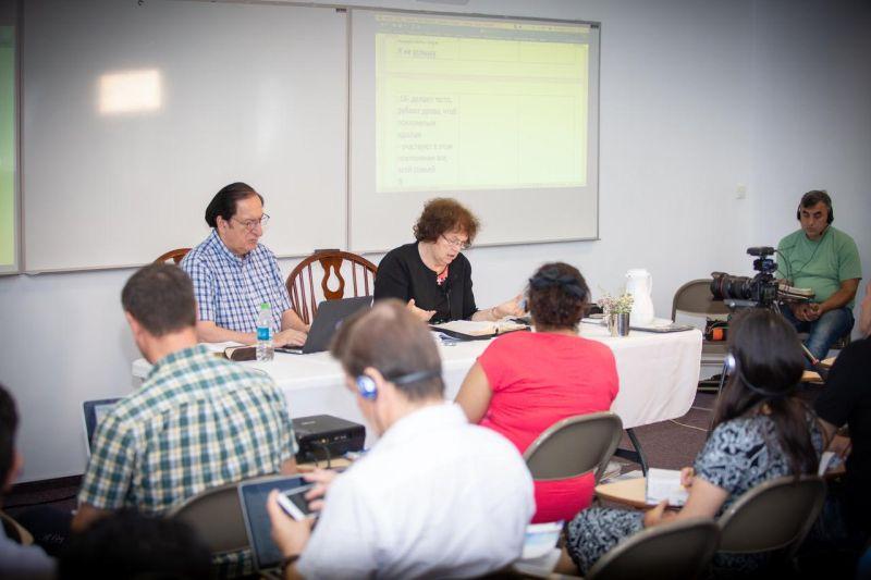 Actualitatea Centrul de Studii Biblice de la Surduc 20 de ani de existenta Lugoj 060