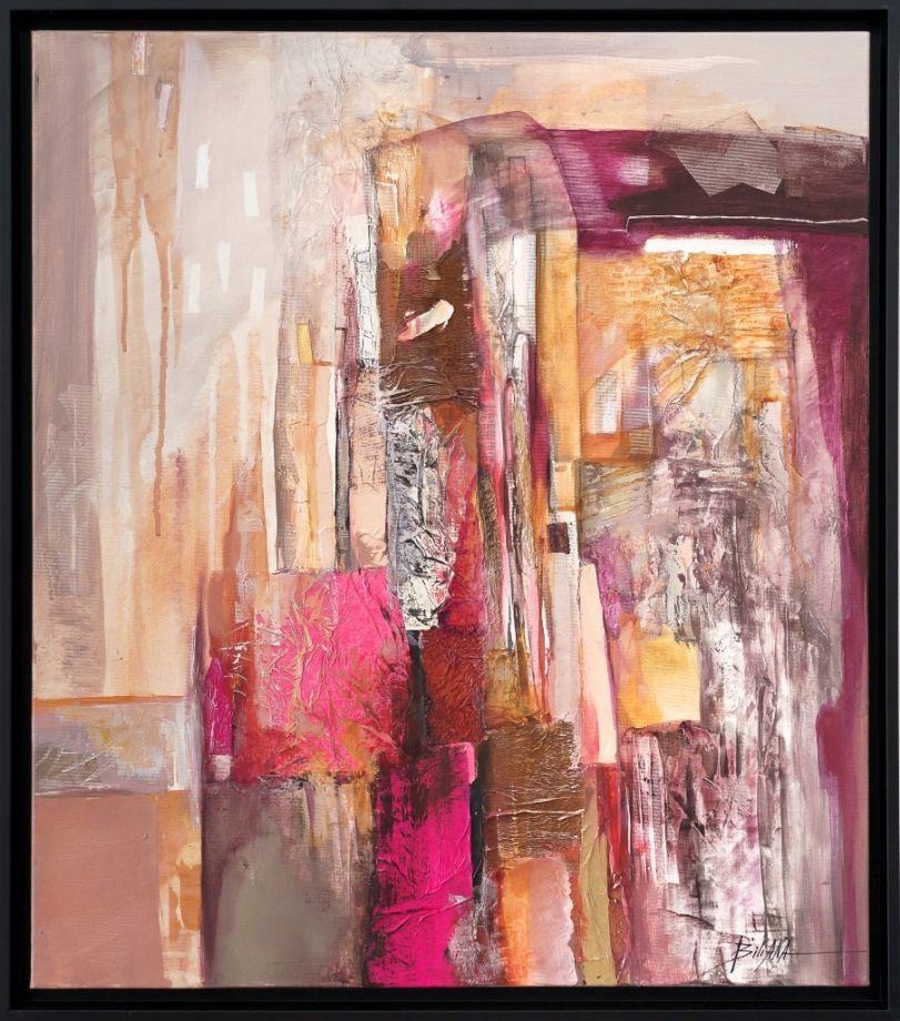 Biliana Bachvarova 70×80 cm 2019 2