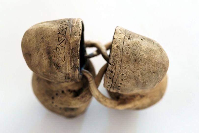 Evghenia Gritscu ceramica arsa 2
