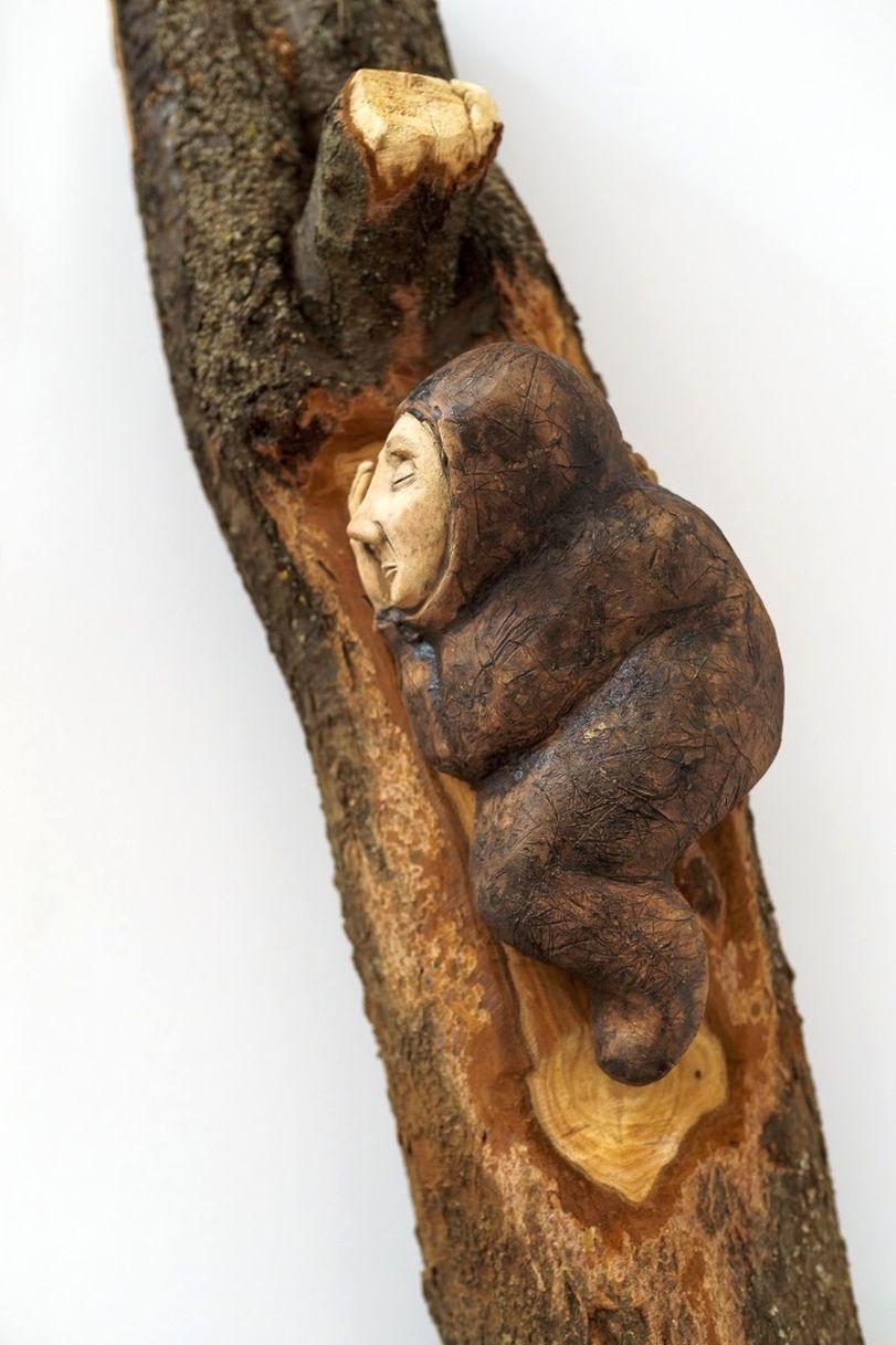 Evghenia Gritscu ceramica arsa