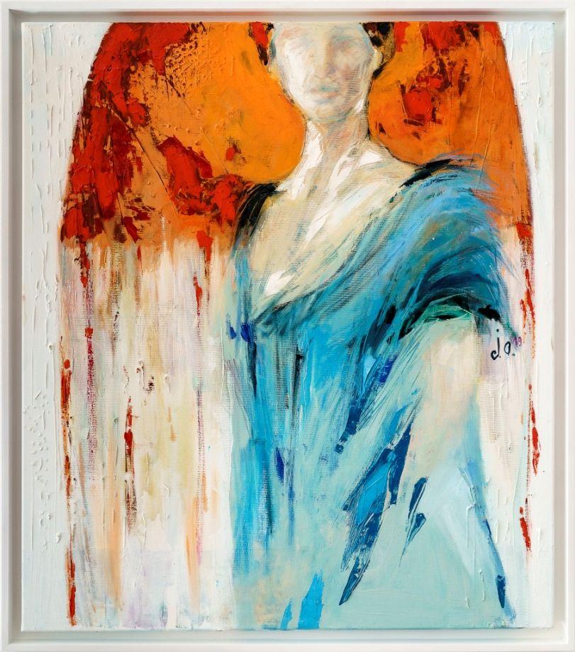 Jasmina Stojanovici 70×80 cm 2