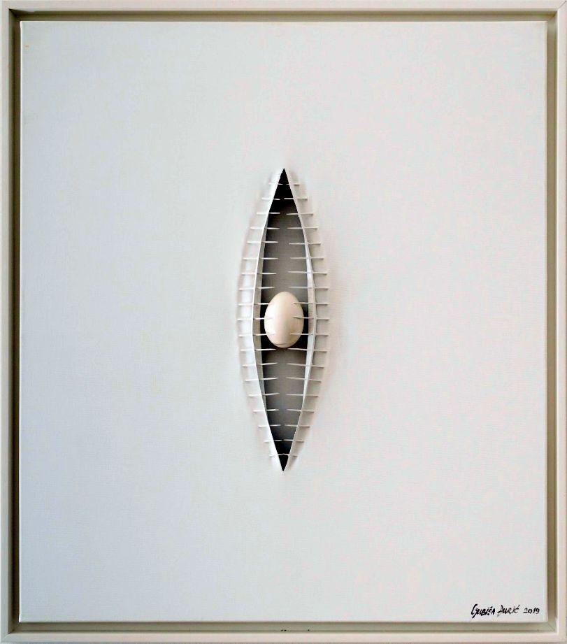 Ljubisa Djuric 70×80 cm
