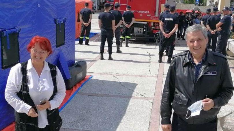 Actualitatea ministrul marcel vela la Lugoj 007