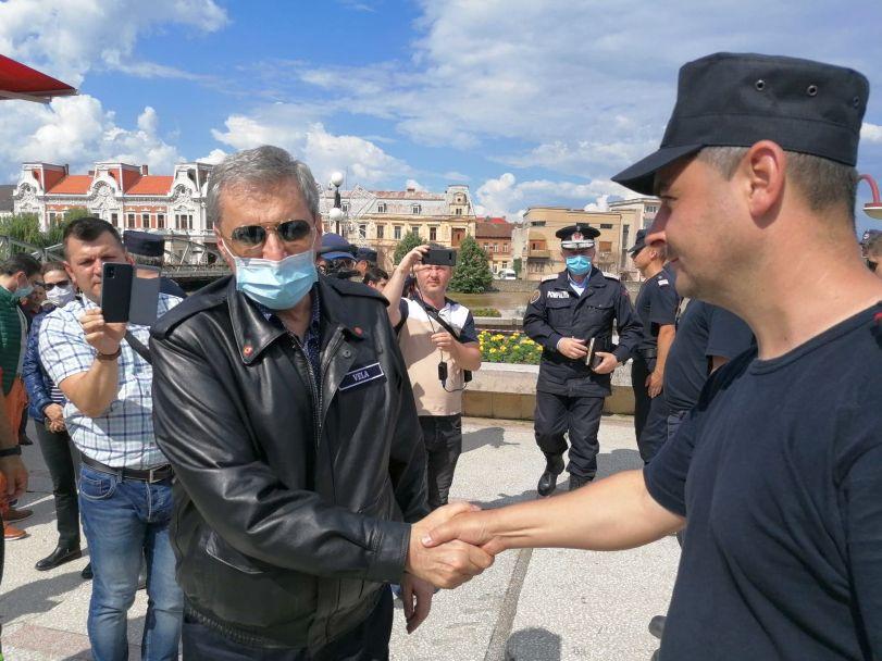 Actualitatea ministrul marcel vela la Lugoj 013