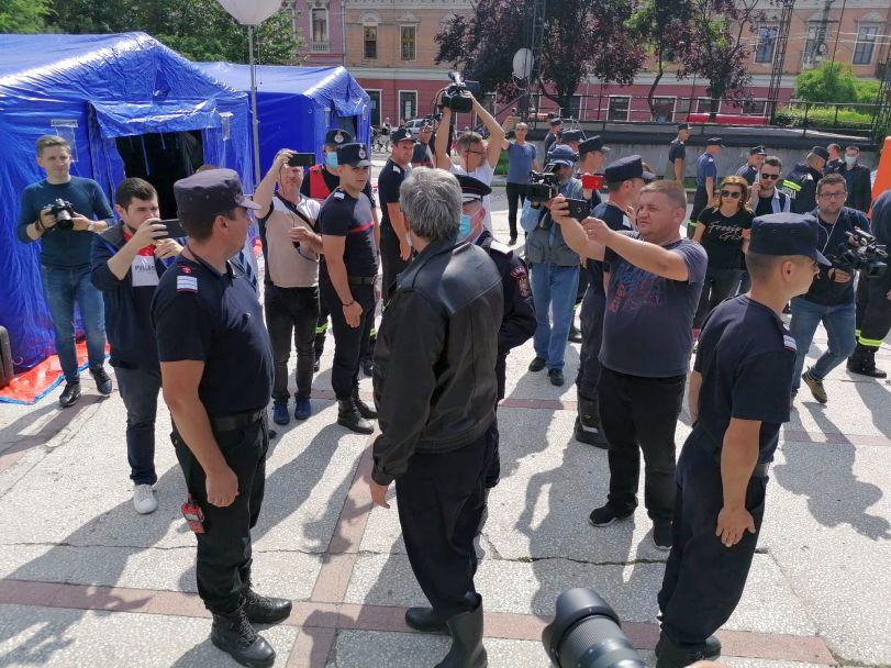 Actualitatea ministrul marcel vela la Lugoj 023