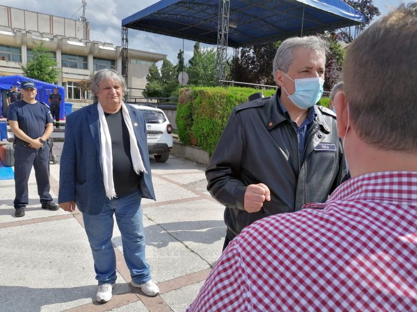 Actualitatea ministrul marcel vela la Lugoj 029