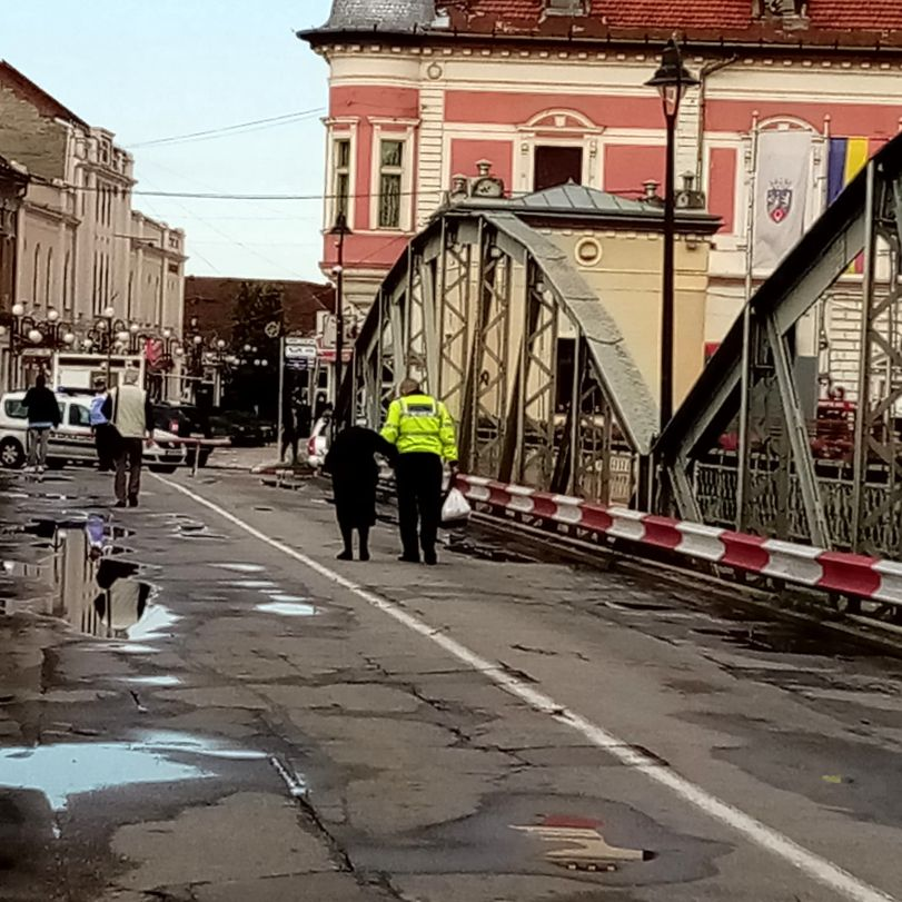 inundatii la podul de fier 13