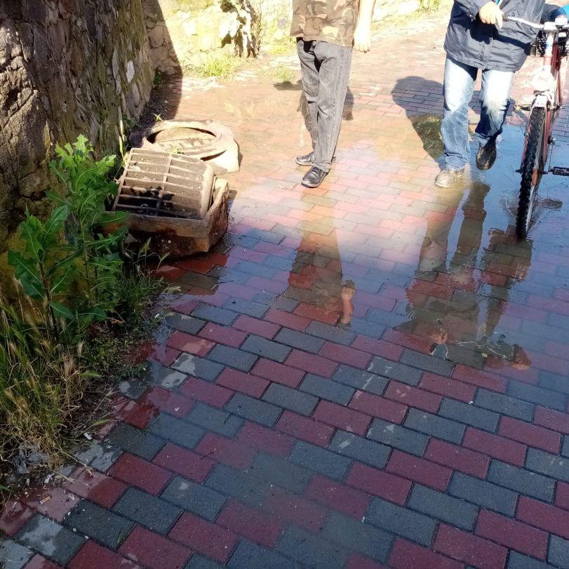 inundatii la podul de fier 20