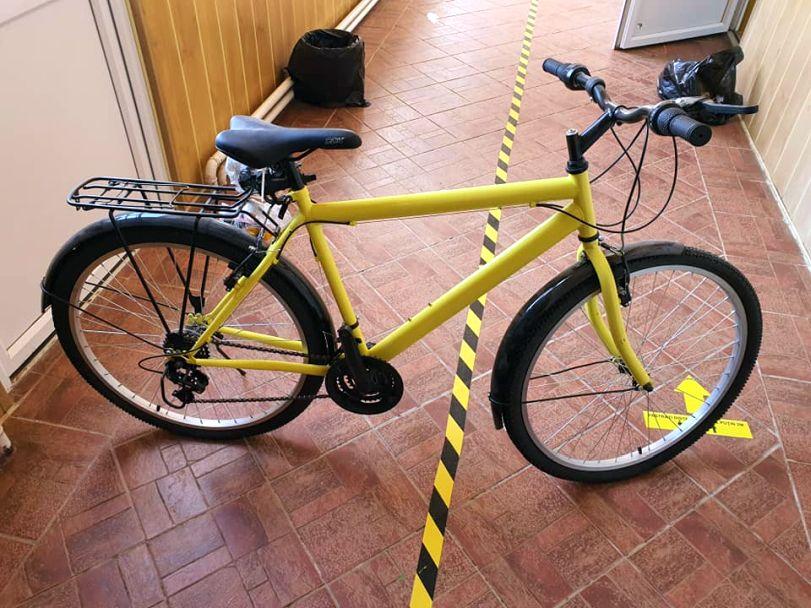 Biciclete pentru cei mai buni elevi din Balint si Bethausen 001